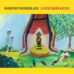 Barefoot Wonderland album cover